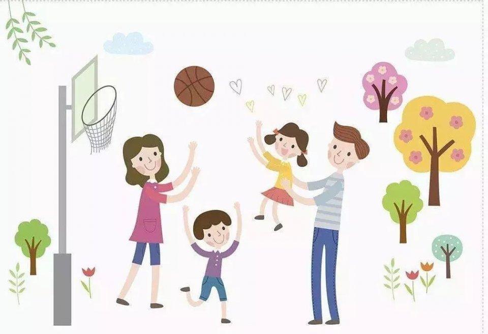 想让孩子健康运动,父母必须知道这些关键点!图片